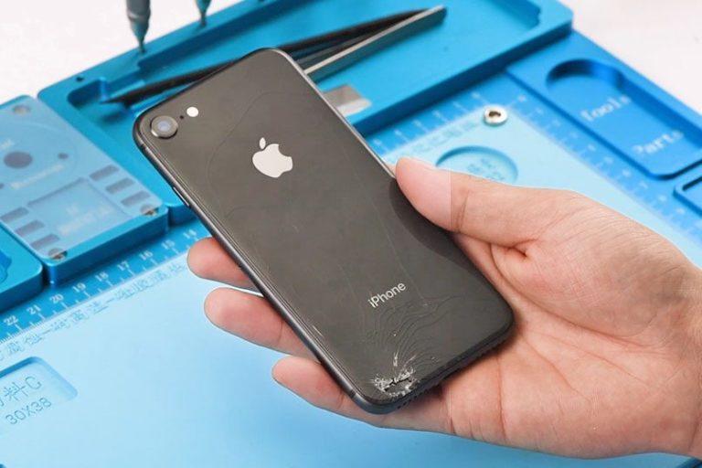 Επισκευές iPhone: επισκευή σασί και πίσω όψης